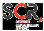 Logo SCR Soudure Construction Réseaux
